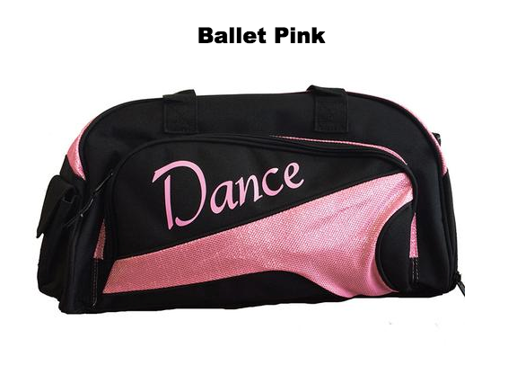 Studio 7 Dancewear / Junior Duffel 'Dance' Bag Ballet Pink - DB05