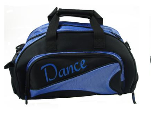 Studio 7 Dancewear / Junior Duffel 'Dance' Bag Royal Blue - DB05