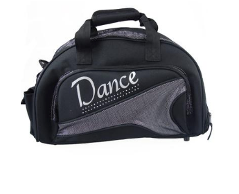 Studio 7 Dancewear / Junior Duffel 'Dance' Bag Silver - DB05
