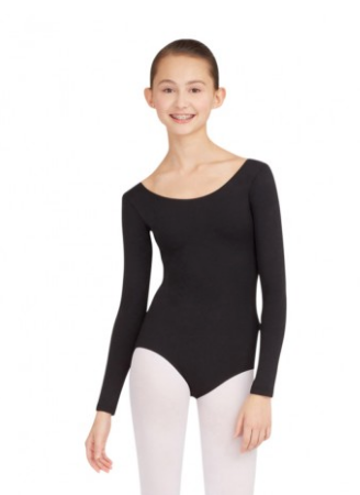 Capezio - Long Sleeve Leotard - TB135