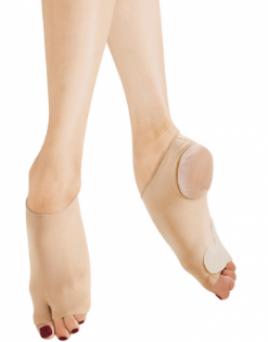 MDM Performance EXO Compression foot glove in nude