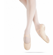 Load image into Gallery viewer, MDM Performance split sole leather Hybrid Sole ballet shoe