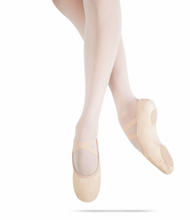 Load image into Gallery viewer, MDM Performance Elemental Leather Hybrid split sole ballet shoe