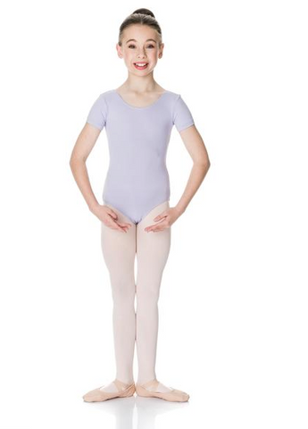 Studio 7 Dancewear - Children's Short Sleeve Leotard - TCSL01