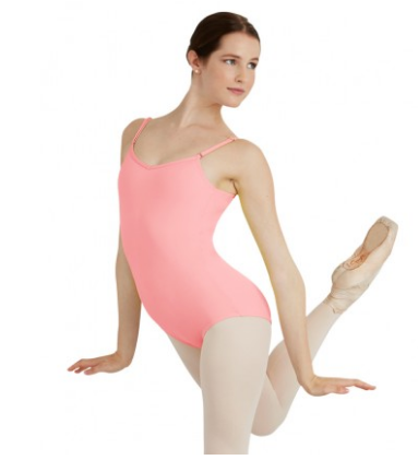 CAPEZIO - Camisole Leotard With Adjustable Straps - TB1420