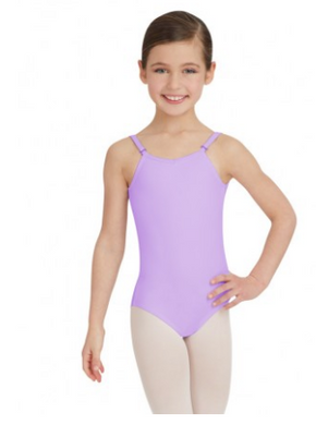Capezio - Camisole Leotard w/ Adjustable Straps - Girls - TB1420C