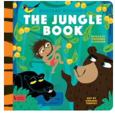 BabyLit | The Jungle Book