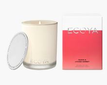 Load image into Gallery viewer, Ecoya Guava & Lychee Sorbet Madison Jar