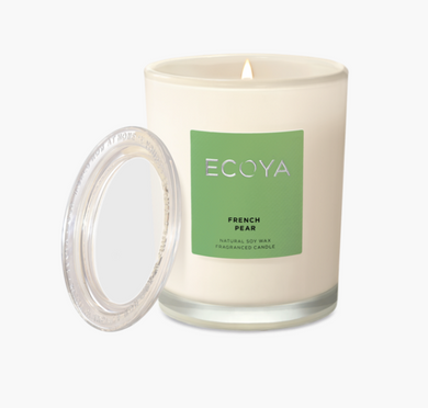 Ecoya French Pear Metro Jar