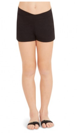 Capezio | V- Front Boy Style Short  - Child | CC600C