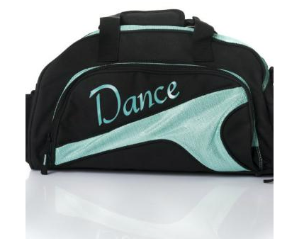 Studio 7 Dancewear / Junior Duffel 'Dance' Bag Turquoise - DB05