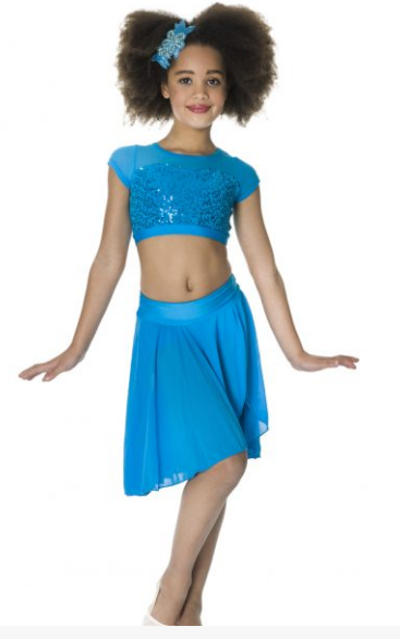 Studio 7 Dancewear - Children's Inspire Mesh Skirt - CHSK05