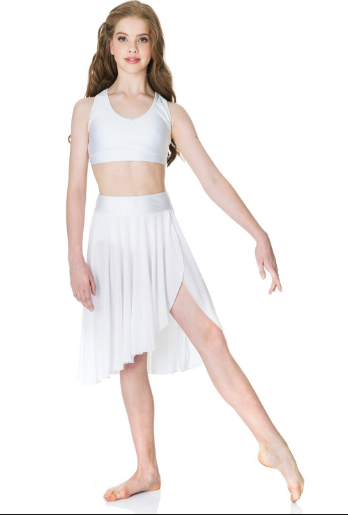 Studio 7 Dancewear / Children's Inspire Mesh Skirt - CHSK05