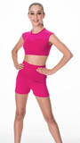 Studio 7 Dancewear / Children's Activate Shorts - TCS01