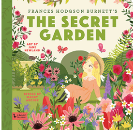 BabyLit | The Secret Garden | Frances Hodgson Burnett Retold by Mandy Archer