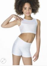 Load image into Gallery viewer, Studio 7 Dancewear - Children's High Waisted Shorts - CHS06
