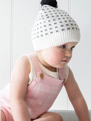 Miann + Co MINI CROSS BEANIE