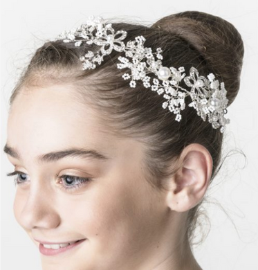 Studio 7 Dancewear / Winter Sparkle Hairpiece - HP07