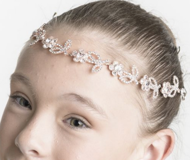 Studio 7 Dancewear / Floral Sparkle Hairpiece - HP09
