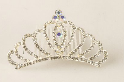 Studio 7 Dancewear / The Eugenie Tiara - TS04