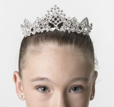 Studio 7 Dancewear - The Anne Large Tiara - TL01