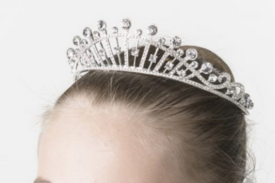 Studio 7 Dancewear / The Elizabeth Large Tiara - TL04