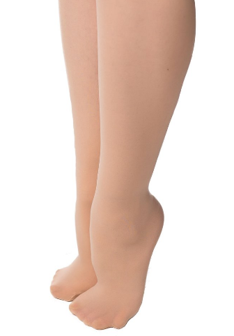 Studio 7 Dancewear / Children's Ballet and Dance Tights (Footed) - CHTT01