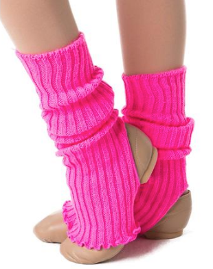 Studio 7 Dancewear - Children's Ankle Warmers (35cm) - ACLW03