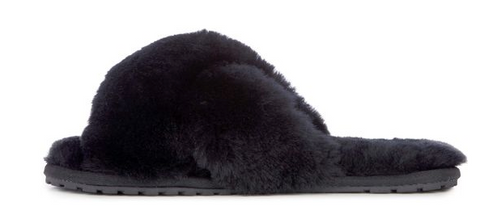 Emu Australia - Mayberry Slides SKU #W11573 in Black