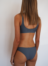 Load image into Gallery viewer, ISLA bikini TOP in concrete grey- GERRY CAN