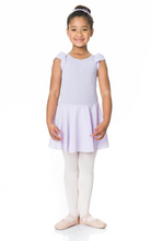 Load image into Gallery viewer, Studio 7 Dancewear / Children's Cap Sleeve Chiffon Dress - TCD01
