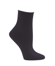 Load image into Gallery viewer, Capezio - Ribbed Sock - BG022
