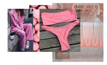 Load image into Gallery viewer, KHLO BIKINI // FLUORO PINK