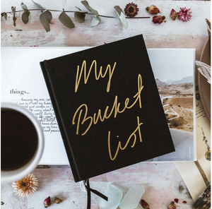 Axel & Ash : My BUCKETLIST Journal