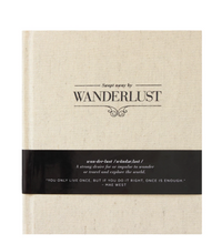 Load image into Gallery viewer, Axel & Ash : Swept Away by WANDERLUST Journal