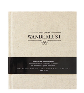 Axel & Ash : Swept Away by WANDERLUST Journal
