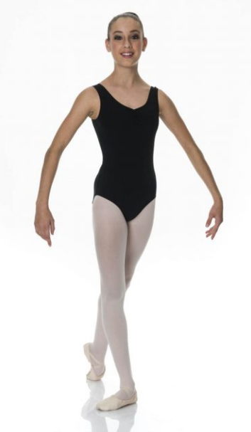 Studio 7 Dancewear / Adult's Thick Strap Cotton Leotard - ADL01