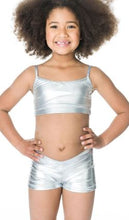Load image into Gallery viewer, Studio 7 Dancewear / Children's Camisole Crop Top - CHCT02