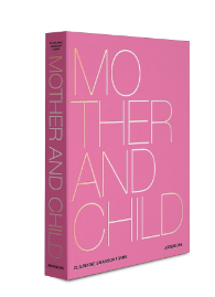 Mother and Child Hardcover Book