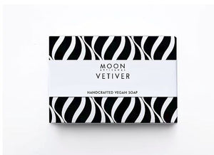 Moon Artisanal - VETIVER HAND CRAFTED VEGAN SOAP BAR