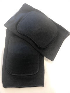 Dtrrol Knee pads for knee protection during dance, also available in dark beige