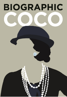 Biographic: Coco Coffee table Book