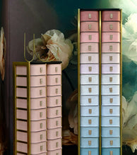 Load image into Gallery viewer, SAGTINE - Shanghai 14 Box Stand - Brass & Rose