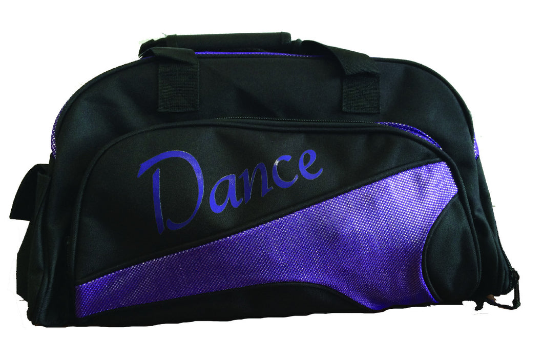 Studio 7 Dancewear / Junior Duffel 'Dance' Bag Dark Purple - DB05