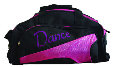 Studio 7 Dancewear / Junior Duffel 'Dance' Bag Mulberry - DB05