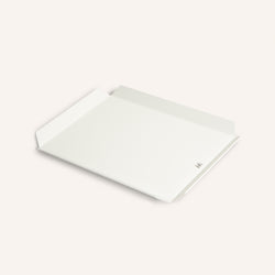 FOLD Tray (Small) ∙ White