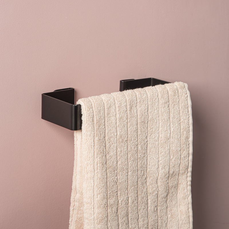 FOLD Hand Towel Holder ∙ Black