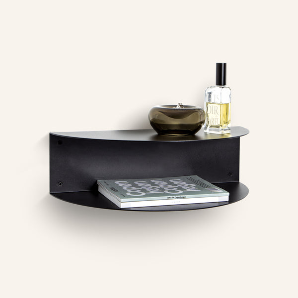 FOLD Bedside Table ∙ Black