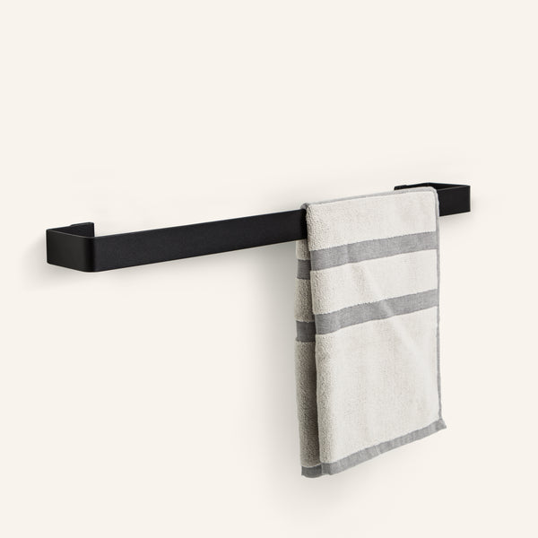 FOLD Towel Holder ∙ Black