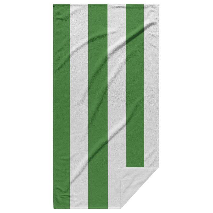 Green Beach Towel - Vizionaryfocus Top Shelf